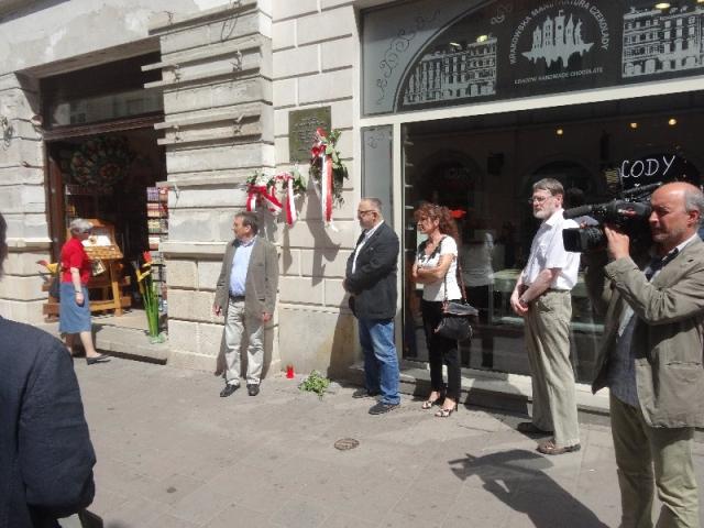7 maj 2013 – Rocznica śmierci Stanisława Pyjasa