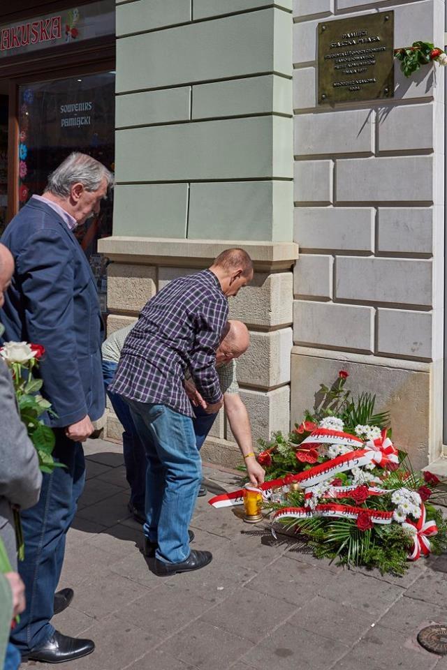 39. rocznica tragicznej śmierci Stanisława Pyjasa – 7 maja 2016